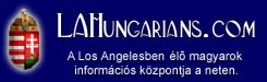 Hungarians in the City of Angels logo